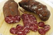 Saucissons secs fermiers du Massif central